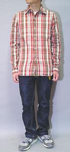 ネルシャツ1